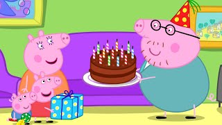 Peppa Pig Official Channel | Peppa Pig's Birthday Compilation