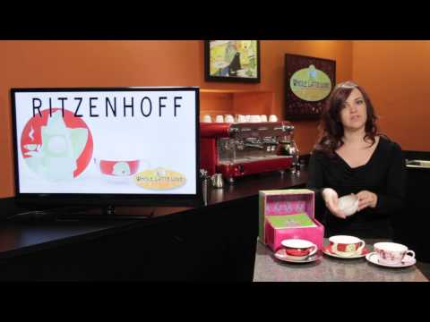 Ritzenhoff My Tea Cup Collection: What's Brewing #44