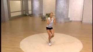 Фитнес, красота за 10 мин - бедра