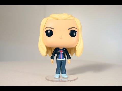 Doctor Who ROSE TYLER Funko Pop review