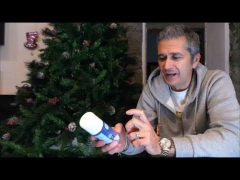 Come mettere Neve Artificiale Sull'albero di Natale - TUTORIAL