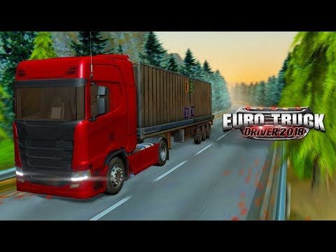 Vídeo do Euro Truck Driver - 2018
