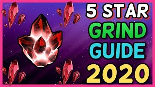 Best Ways To Get 5 Star Shards | All Progressions | Grind Guide | Marvel Contest of Champions