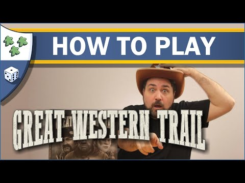 Nights Around a Table - How to Play Great Western Trail