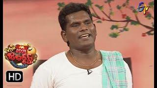 Chammak Chandra Performance   Extra Jabardsth   16th June 2017   ETV  Telugu