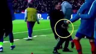 Diego Simeone i shpëton penalizmit me ndeshje, dënohet vetëm me para