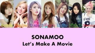 Sonamoo - Let's make a Movie