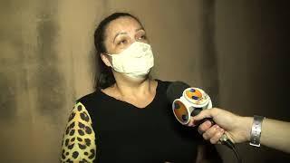 Moradora reclama de infestação de pernilongos no bairro Cidade Nova