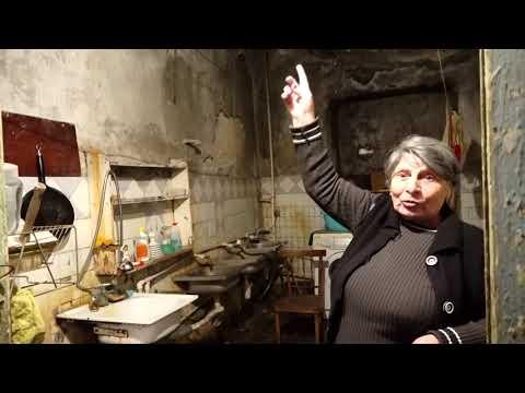 Министр строительства и архитектуры РО посетил общежитие №500