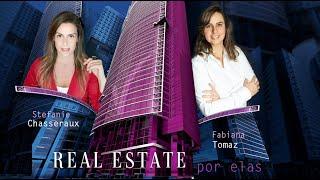 Real estate por elas - Fabiana Tomaz