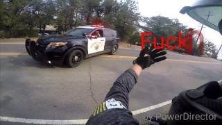 Caught playing with clutch by police