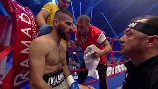Fatih Keleş vs Maxim Churbanov 19 Mayıs 2018 Cumartesi