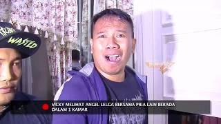 Kronologi PENGGEREBEKAN Angel Lelga Oleh Vicky