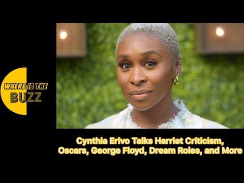 Sample video for Cynthia Erivo
