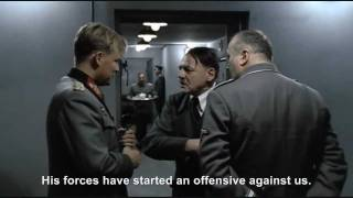 Hitler phones Inglourious Basterds Hitler