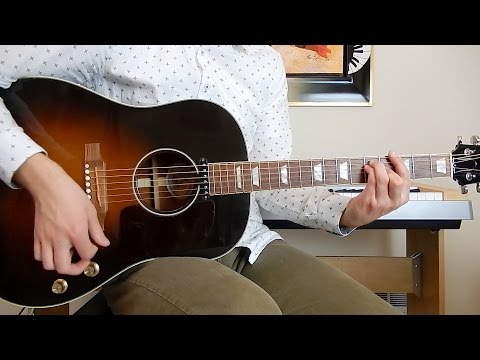 The Beatles - P.S. I Love You - Guitar Cover - Gibson J-160E