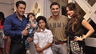 Salman Khan Ki CUTE Family   SALMAN Khan Life Story   Salman Khan News   Bollywood News and Gossip
