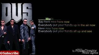 Dus Bahane karke le gye dil lyrics karaoke songs. - YouTube