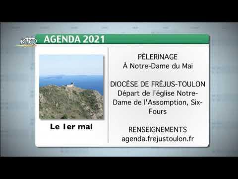 Agenda du 23 avril 2021