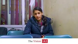 THE VISION IAS STUDY Review