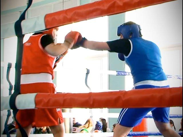 Бокс по-женски