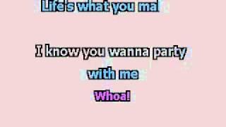 Disney Karaoke Series   Life's What You Make It   Hannah Montana 2