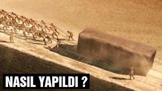 Günümüz Teknolojisi ile Mısır Piramitleri Yapılabilir Mi?