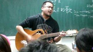 Welcome To My Life --- Simple Plan Cover  (acoustic)