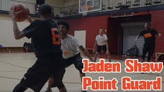 Jaden Shaw | 2018 Basketball Highlights ᴴᴰ Part 2 | Global   Lil Baby