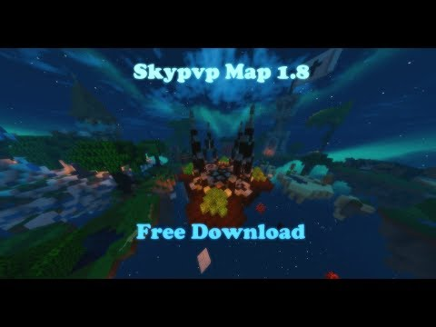 Free skypvp map 18 2017 download version 10 minecraft project free skypvp map 18 2017 download version 10 gumiabroncs Image collections