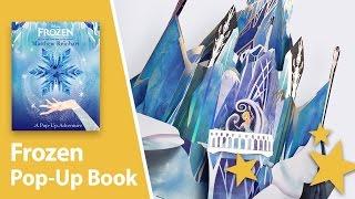 Frozen: A Pop-Up Adventure Pop-Up Book by Matthew Reinhart