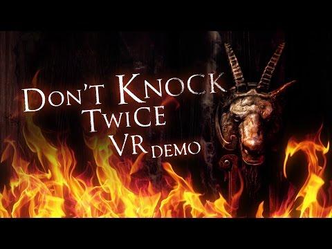 Don't Knock Twice | VR Demo Trailer (HTC Vive, Oculus Rift, PS VR) thumbnail