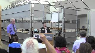 Maker Space Press Conference