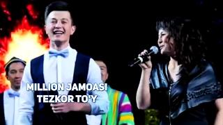 Million jamoasi - Tezkor to'y