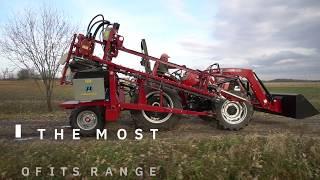 Carrot Harvester / Récolteuse à Carottes / Mini-Veg - Univerco