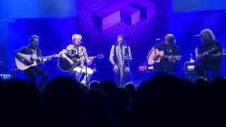 Foreigner - The Flame Still Burns Acoustic - Shepherd's Bush 12/04/2014