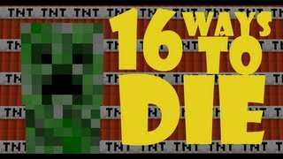 Gambar cover 16 Ways to Die in Minecraft!