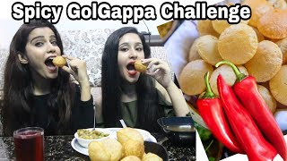 🌶️Spicy GolGappa Challenge - Ft. That Glam Girl | Super Style Tips