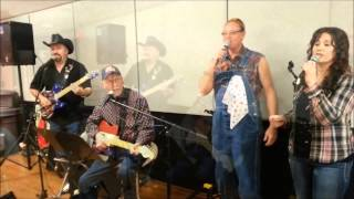Kelly's Kountry Junction Gang - Boppin' The Blues