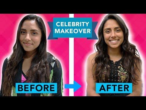 I Gave Myself A Celebrity Hair Transformation 💇🏾✂️