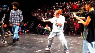 Les Twins best 2 dancers in the world! Battle .mp4