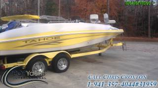 [UNAVAILABLE] Used 2006 Tahoe 215 Deck Boat in Toano, Virginia