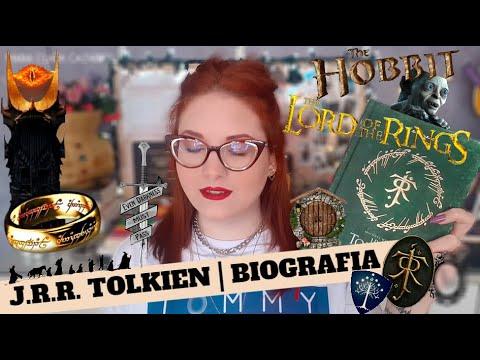 RESENHA TOLKIEN | BIOGRAFIA