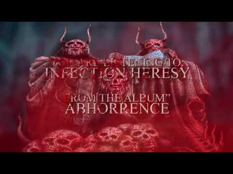 Cranial Carnage - CRANIAL CARNAGE - Infection Heresy /official album trailer/