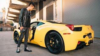 开着头痛的法拉利!- Crazy LOUD Ferrari 458 Italia!