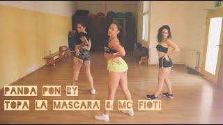 Panda Pon By Topo La Maskara & MC Fioti  Latin Twerk Choreography