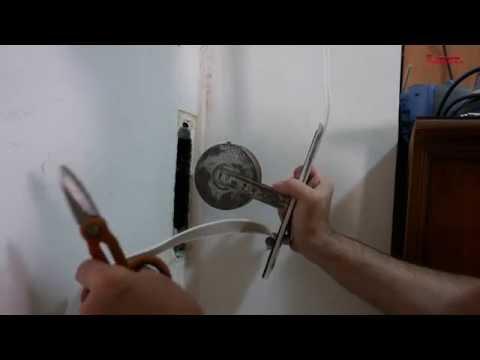 Come sostituire la cinghia usurata della tapparella