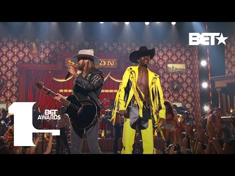 Download Lil Nas X & Billy Ray Cyrus Bring The Old Town Road To The BET Awards Live! | BET Awards 2019 HD Mp4 3GP Video and MP3