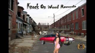 Creepin Through The Hood Instrumental