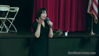<b>Grey Delisle</b> On Avatar The Last Airbender & Watching It With Her Son